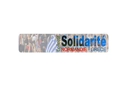 Le Collectif Solidarité Normandie-Grèce
