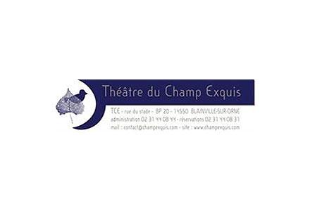 Le Théâtre du Champ exquis