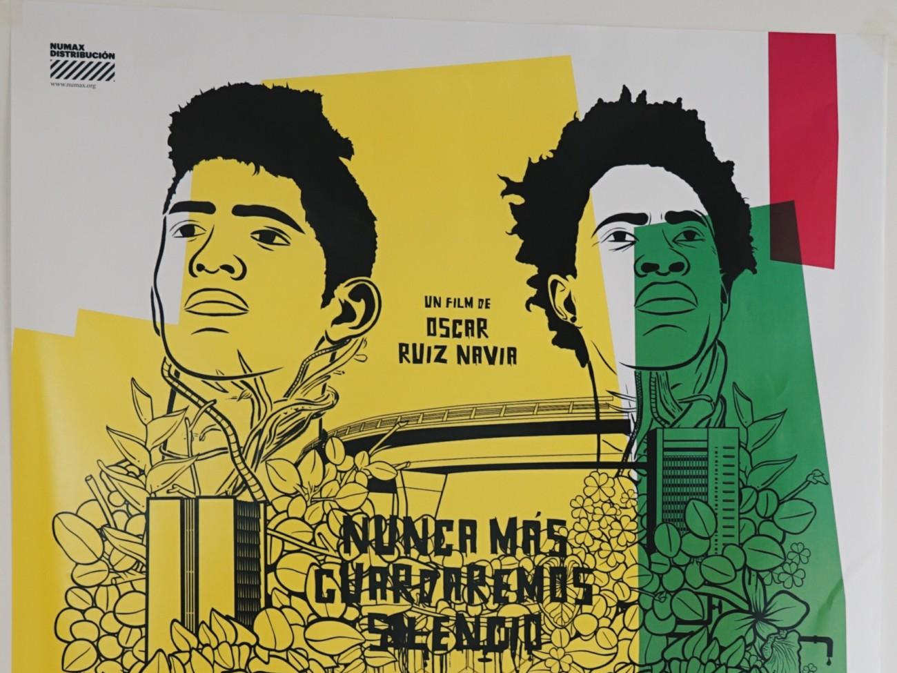 Le Numax se lance dans une nouvelle activité de distributeur de films. Le 4 septembre prochain, ils sortiront le film colombier Los Hongos dans les salles espagnoles (sortie le 27 mai 2015 en France par Arizona Films). Ils ont eux-mêmes créé tout le matériel de promotion nécessaire depuis la salle (affiche, bande-annonce, etc) et se chargent de la programmation du film dans tout le pays.