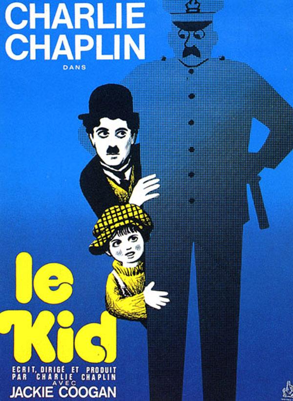 affiche the kid