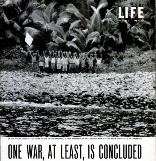 Life, 16 juillet 1951. Numéro où figure un long article sur l'incident d'Anatahan.