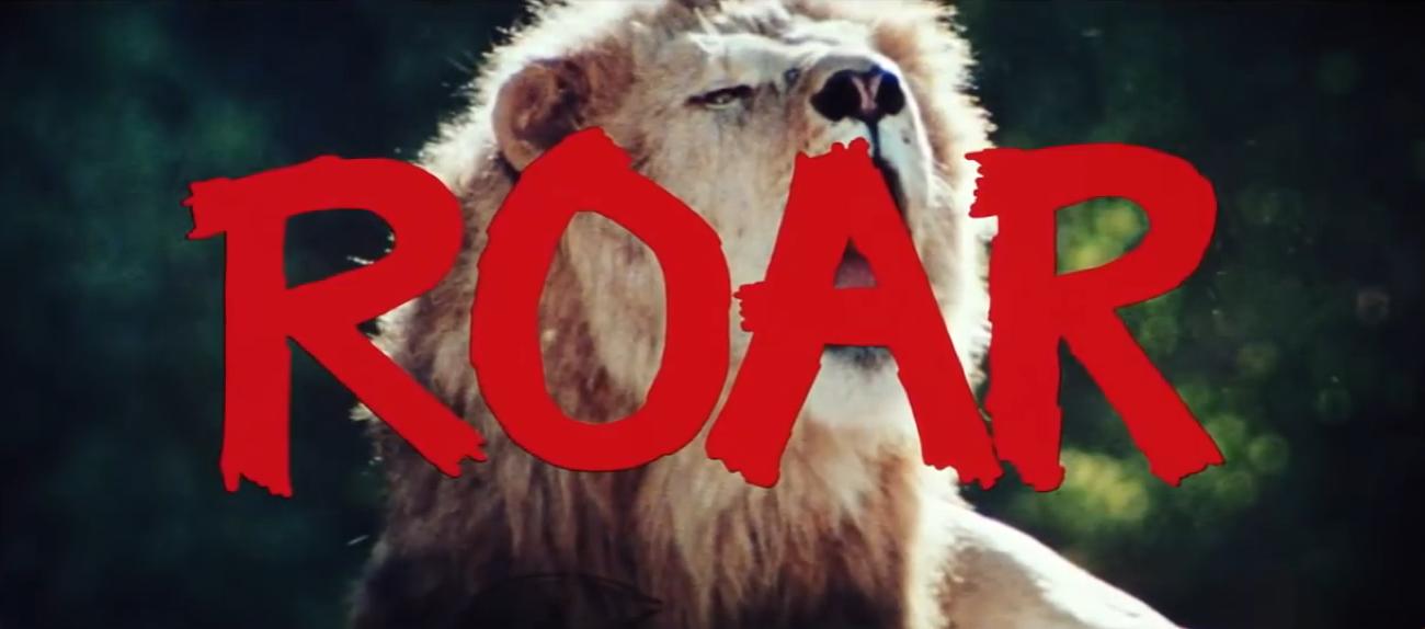 Roar.