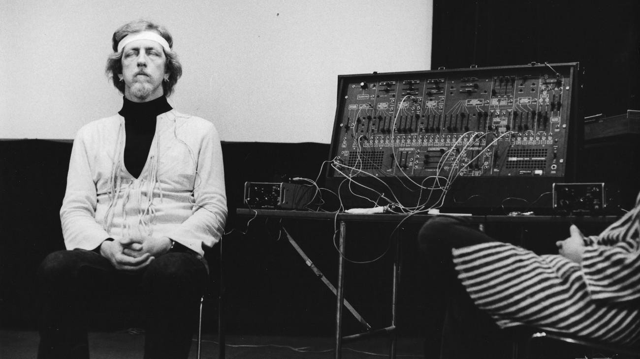 David Rosenboom : Portable Gold and Philosophers' Stones in Paris 1, 1975 © David Rosenboom 1975