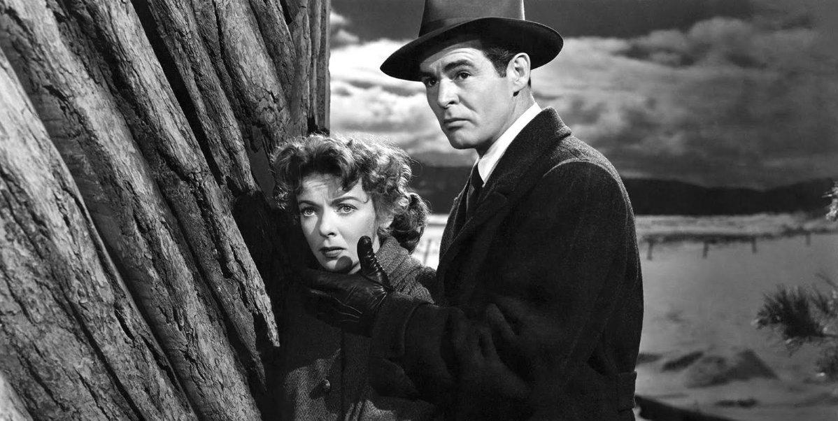 La Maison dans l'ombre (Nicholas Ray, 1952).