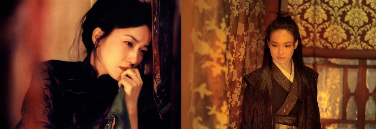 Les Fleurs de Shanghai (Hou Hsiao-hsien, 1998) / The Assassin.