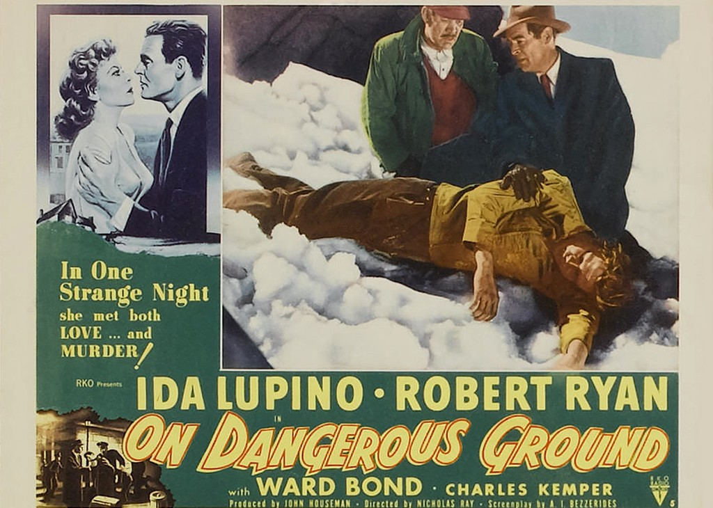Poster - On Dangerous Ground (1952)_06