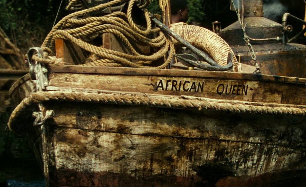 African Queen (John Huston, 1951).