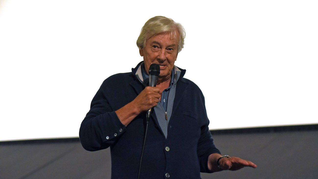 Paul Verhoeven au Café (Photographie de Tristan J. Vales).