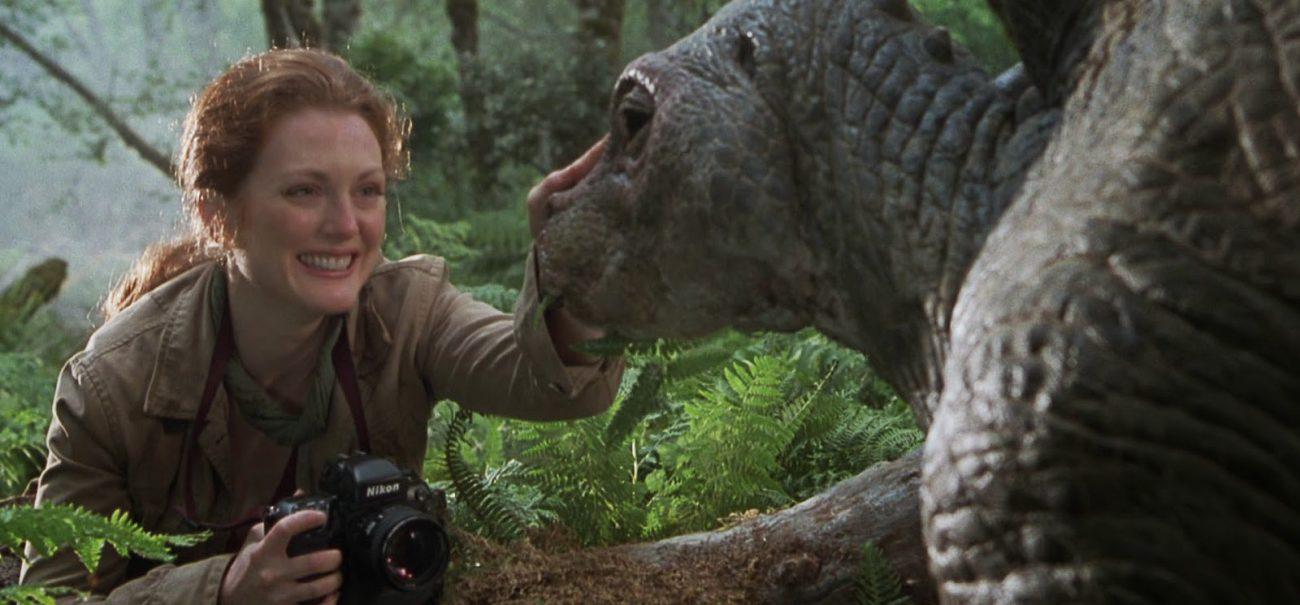 Le Monde perdu (Steven Spielberg, 1997).