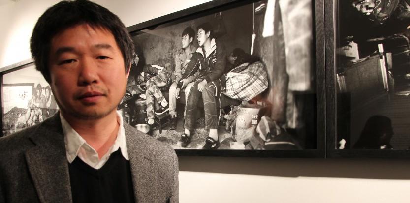 Le cinéaste chinois Wang Bing.