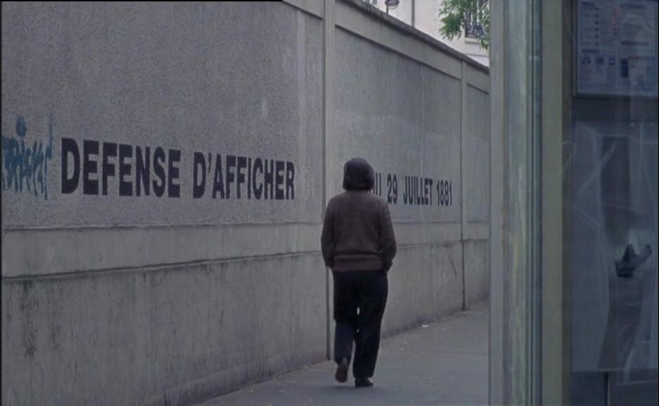 Le Pornographe (Bertrand Bonello, 2001).