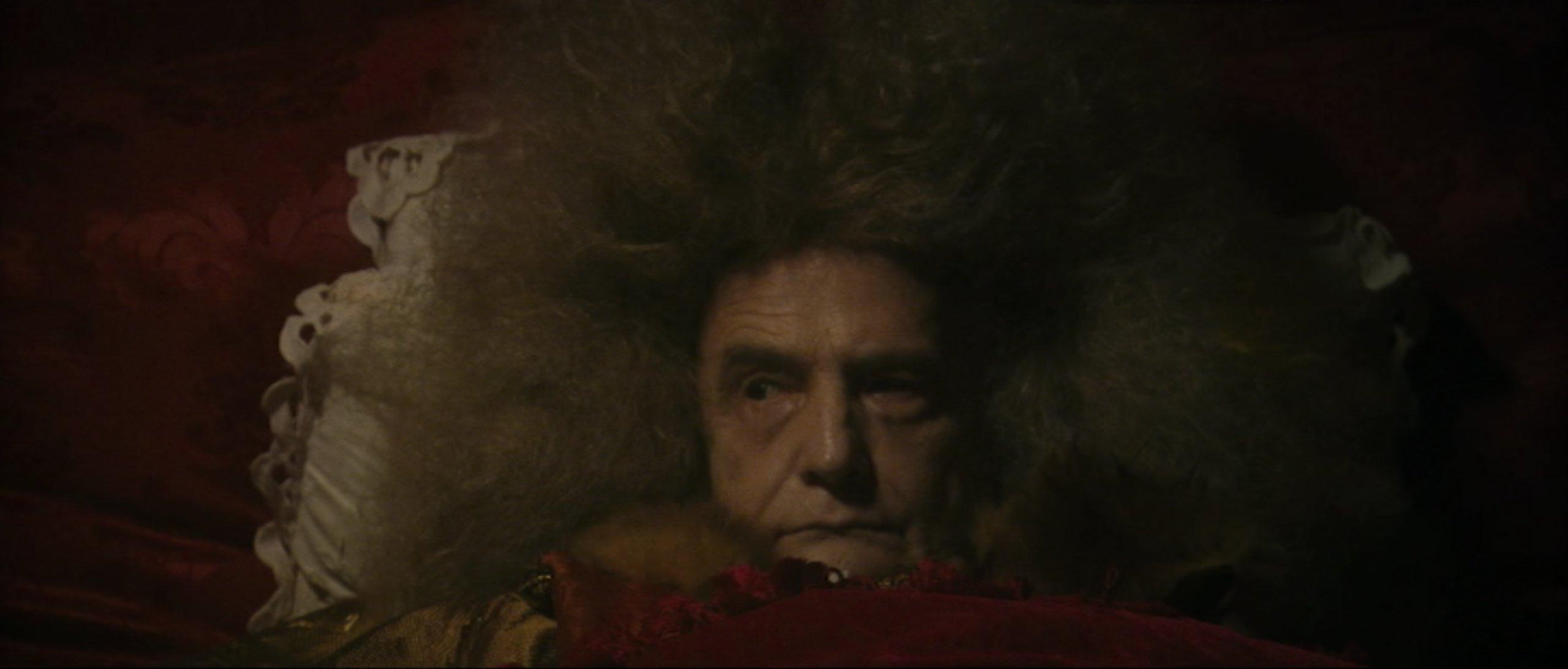 La mort de Louis XIV.
