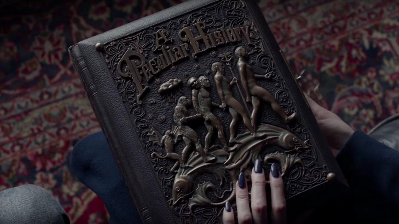 Miss Peregrine et les enfants particuliers (Tim Burton, 2016).