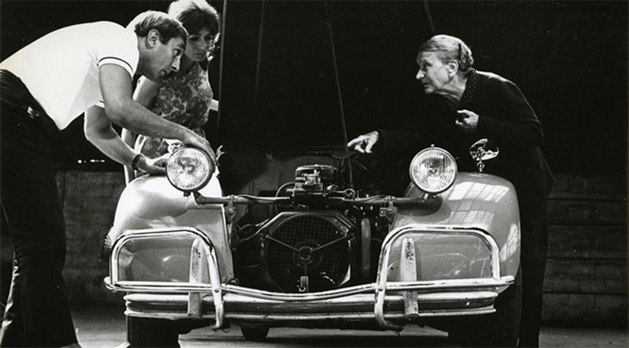 La Vieille dame indigne (René Allio, 1965).