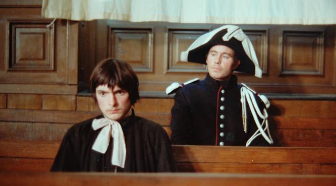 Moi, Pierre Rivière, ayant égorgé ma mère, ma sœur et mon frère... (René Allio, 1976).