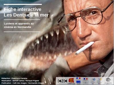 Les Dents de la mer - fiche interactive