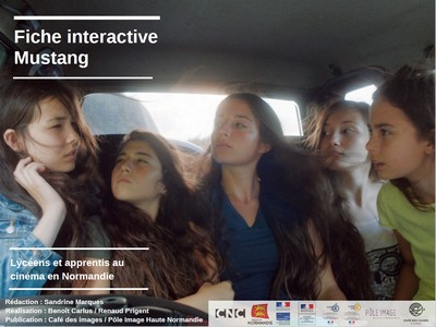 Mustang - fiche interactive