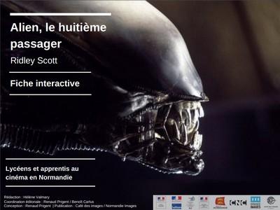 fiche Alien