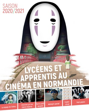 Affiche Lycéens et apprentis au cinéma en Normandie