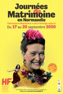 Journées Matrimoine 2020