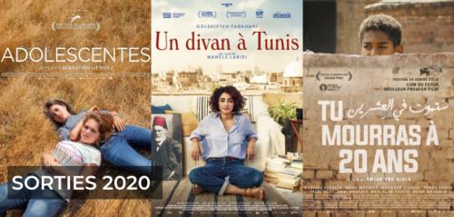 Les films sortis en 2020, disponibles sur le site LA TOILE, en VOD