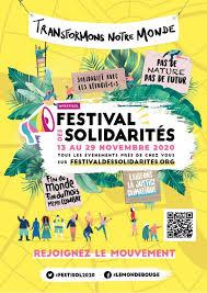 Festival Solidarités 2020