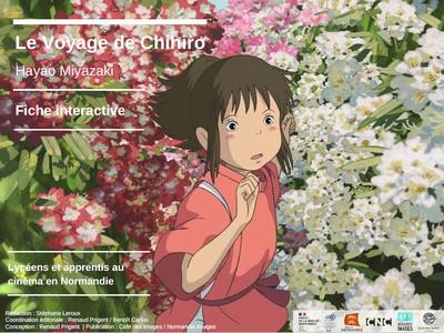 fiche Voyage de Chihiro